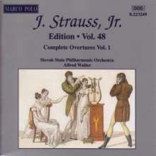 Johann Strauss II (1825-1899): Johann Strauss Edition Vol.48, CD