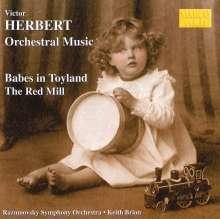 Victor Herbert (1859-1924): Babes in Toyland, CD