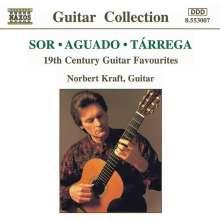Norbert Kraft - Gitarrenmusik d.19.Jh., CD
