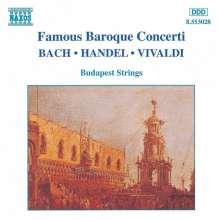 Barocke Konzerte, CD