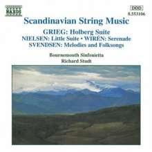 Skandinavische Musik f.Streicher, CD
