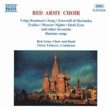 Chor der Roten Armee - Russian Favourites, CD
