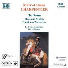 Marc-Antoine Charpentier (1634-1704): Te Deum, CD