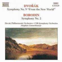 Alexander Borodin (1833-1887): Symphonie Nr.2, CD
