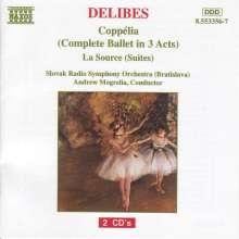 Leo Delibes (1836-1891): Coppelia, 2 CDs