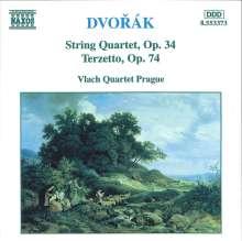Antonin Dvorak (1841-1904): Streichquartette Vol.3, CD