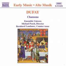 Guillaume Dufay (1400-1474): 17 Chansons, CD