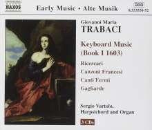 Giovanni Maria Trabaci (1575-1647): Cembalowerke, 3 CDs