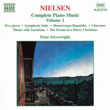 Carl Nielsen (1865-1931): Klavierwerke Vol.1, CD