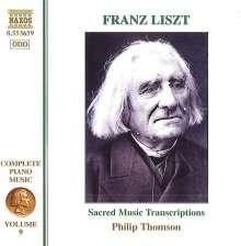 Franz Liszt (1811-1886): Klavierwerke Vol.9, CD