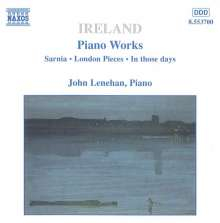 John Ireland (1879-1962): Klavierwerke Vol.1, CD
