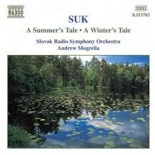 Josef Suk (1874-1935): Ein Wintermärchen op.9, CD