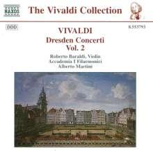 Antonio Vivaldi (1678-1741): Violinkonzerte RV 184,241,267,292,329,363, CD