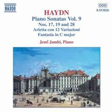 Joseph Haydn (1732-1809): Klaviersonate H16 Nr.47, CD