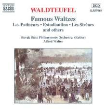 Emil Waldteufel (1837-1915): Orchesterwerke, CD