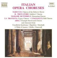 Italienische Opernchöre, CD
