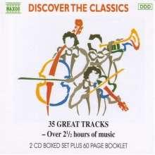 """Naxos-Sampler """"Discover the Classics"""", 2 CDs"""