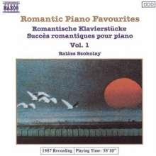 Romant.Klavier 1, CD