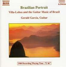 Gerald Garcia - Brasilianische Gitarrenmusik, CD