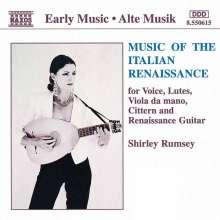 Italienische Musik der Renaissance, CD