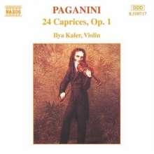 Paganini / Kaler: 24 Caprices Opus 1, CD