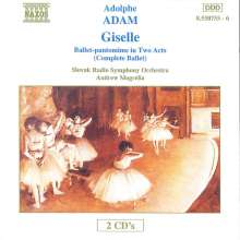 Adolphe Adam (1803-1856): Giselle, 2 CDs
