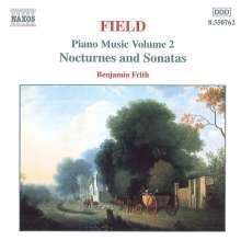 John Field (1782-1837): Klavierwerke Vol.2, CD