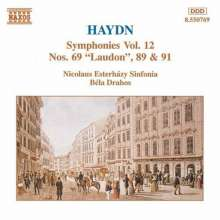 Haydn:syms.68,89,91, CD