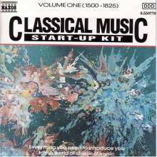 Classical Start Up 1 / Various, CD