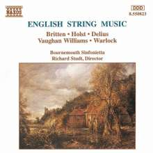 English String Music, CD