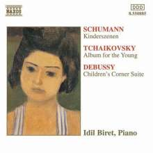 Schumann / Tchaikovsky: Kinderszenen / Album For The Y, CD