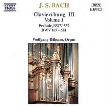 Johann Sebastian Bach (1685-1750): Choräle BWV 669-681, CD