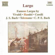 Berühmte Largos, CD