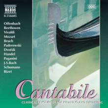 Cantabile, CD