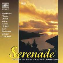 Various Artists: Serenade, CD