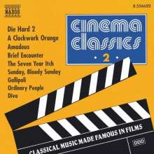 Filmmusik: Cinema Classics 2, CD