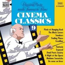 Cinema Classics Vol.9, CD