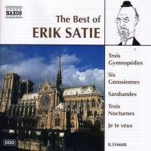 Erik Satie (1866-1925): Best of Satie, CD