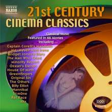 21st Century Cinema Classics, CD