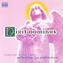 Dixit Dominus, CD
