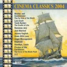 Cinema Classics 2004, CD