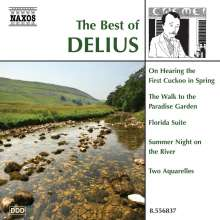 The Best of Delius (Naxos), CD