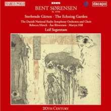 """Bent Sörensen (geb. 1958): Violinkonzert """"Sterbende Gärten"""", CD"""
