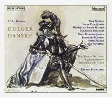 Friedrich Ludwig Aemilius Kunzen (1761-1817): Holger Danske, 2 CDs