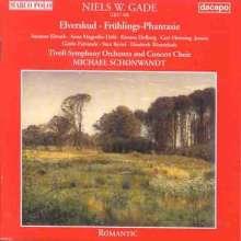 Niels W. Gade (1817-1890): Elverskud op.30, CD