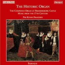 Dänische Orgelmusik, CD