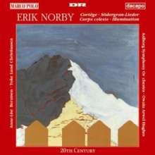 Erik Norby (geb. 1936): 5 Södergran-Lieder f.Mezzospran & Orch., CD