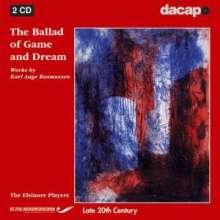 Karl Aage Rasmussen (geb. 1947): Kammermusik, 2 CDs