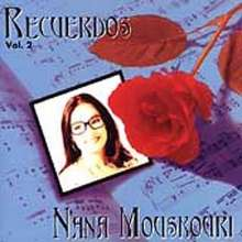 Nana Mouskouri: Recuerdos Vol 2, CD