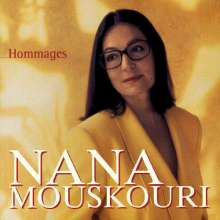 Nana Mouskouri: Hommages, CD